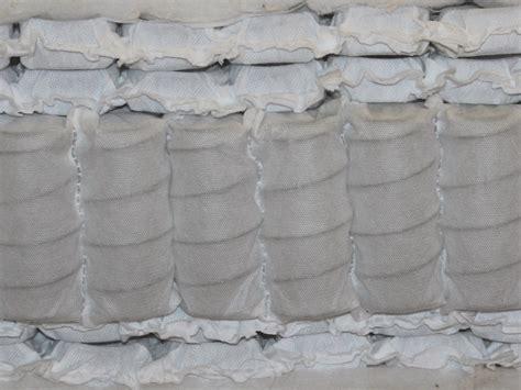 matratze unterschiede matratzen mit tonnen taschenfederkern gute qualit 228 t