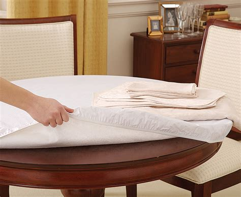 48 table protector pads elasticated table protectors 48x66 inches review