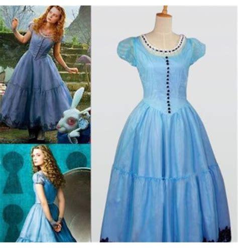alice in wonderland l alice in wonderland blue dress www pixshark com images