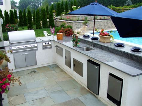 outside kitchens ideas 20 amazing outdoor kitchen ideas and designs kitchen