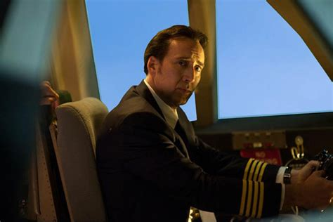 What Films Has Nicolas Cage Been In | photos from the set of left behind starring nicolas cage