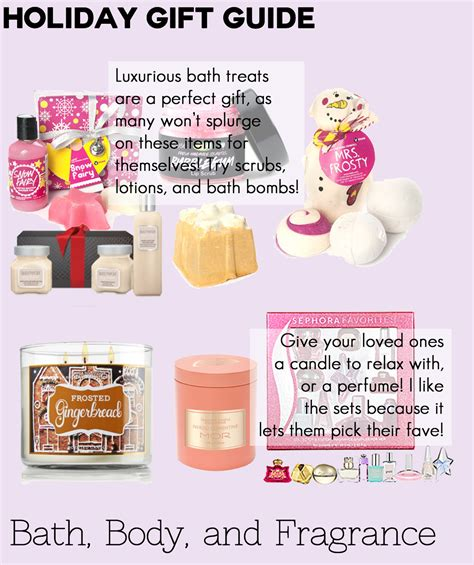 Gift Guide Bath And Edition by Gift Guide Bath And Fragrance