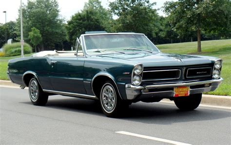 1965 Pontiac Lemans by 1965 Pontiac Le Mans 1965 Pontiac Lemans For Sale To