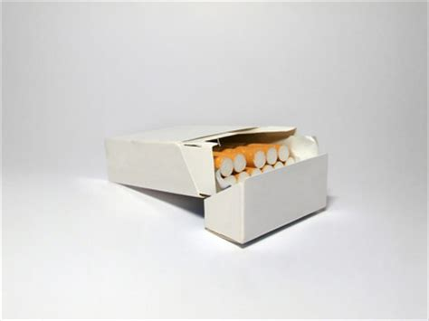 How To Make A Paper Cigarette That You Can Smoke - how to make a cigarette box ehow uk