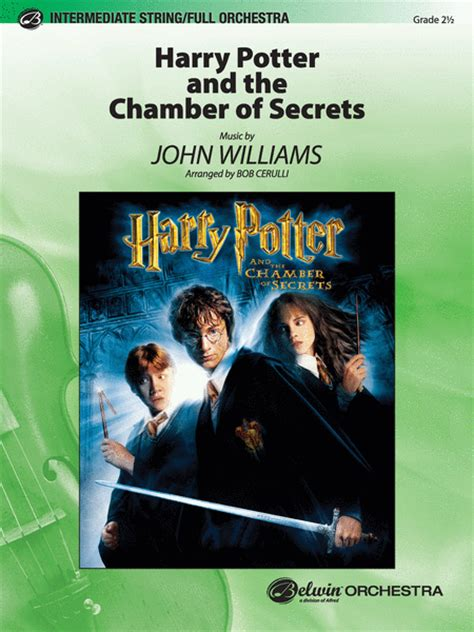 harry potter and the chamber of secrets 55 movie clip harry potter and the chamber of secrets themes from sheet