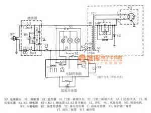 panasonic nn 6270 microwave circuit diagram electrical equipment circuit circuit diagram