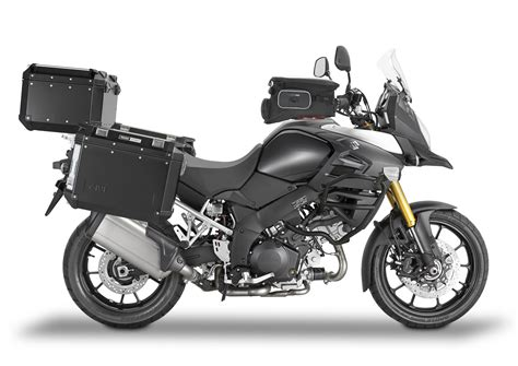 Suzuki V Strom 1000 Accessories givi release photos of v strom 1000 2014 accessories a