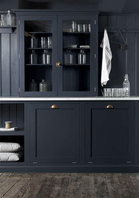 Midnight Blue Kitchen Cabinets Utility The Devol Journal Devol Kitchens