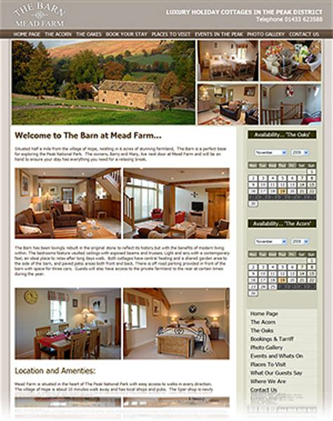 cottage websites cottage websites and rental property