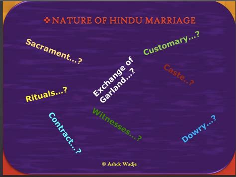 section 26 of hindu marriage act personal law on marriage in india conditions