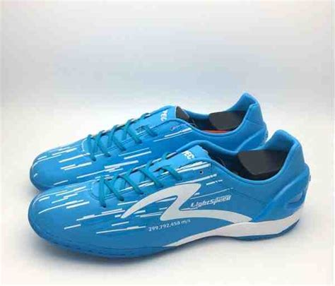 Termurah Sepatu Futsal Specs Accelerator Light Speed In Blue White jual sepatu futsal specs original accelerator light speed