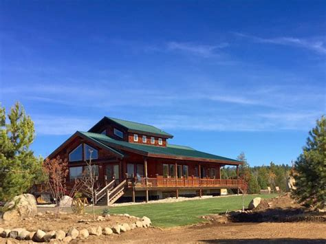 mccall vacation packages broken ridge ranch mccall idaho vacation cabin rental