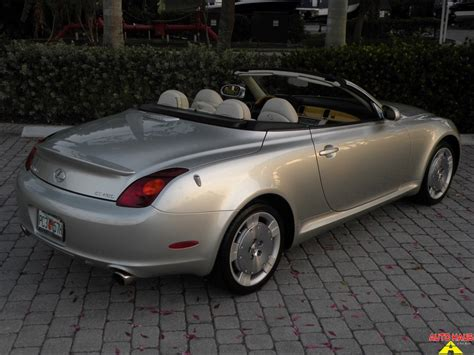 lexus convertible 2004 2004 lexus sc 430 convertible ft myers fl for sale in fort