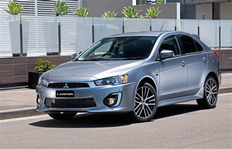 mitsubishi gsr 2017 2016 mitsubishi lancer on sale in australia from 19 500