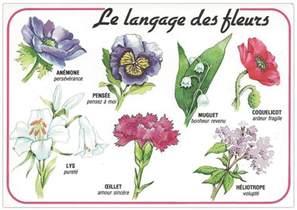 H 233 Raldie Le Langage Des Fleurs