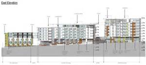3 Bedroom Apartment Floor Plan update on the curve apartments construction blog