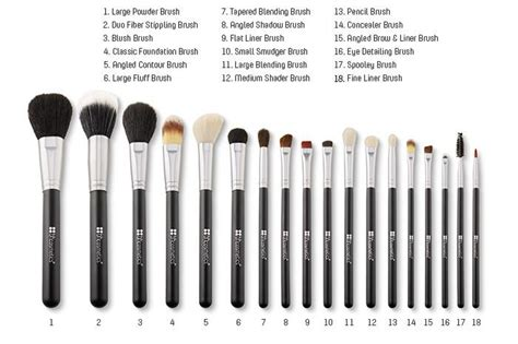 Kkw By Cosmetik Isi 12pc 1 brush sets robert fiance makeup academy