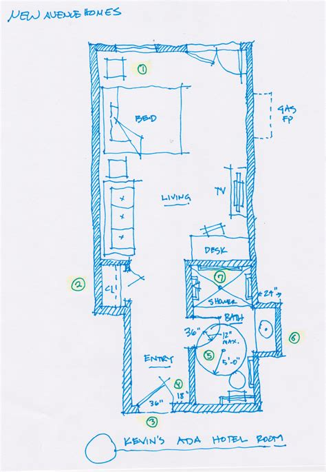 ada hotel room layout 7 essential design ideas for accessibility new avenue