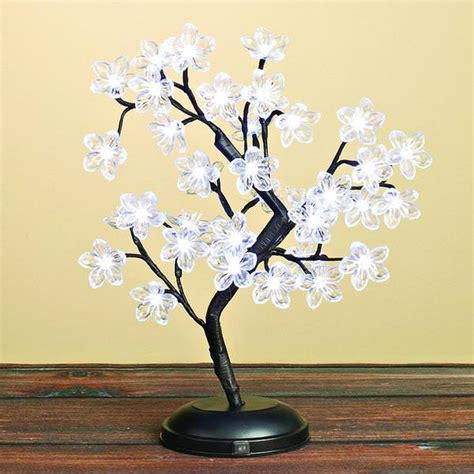gerson 92710 92415001 battery operated lighted bonsai