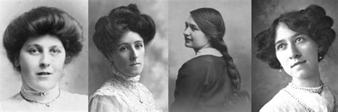 hairstyles for sufferattes women s edwardian hairstyles an overview hair and