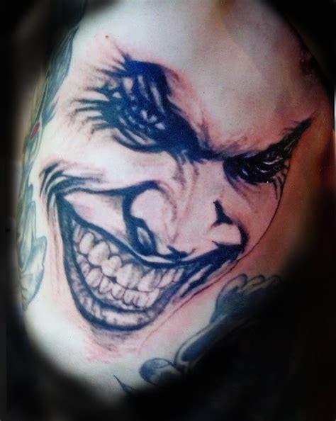 small joker tattoos small joker 187 ideas
