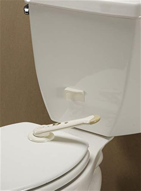 swing shut toilet lock return policies