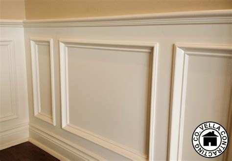 Wainscoting Panels Malaysia Wainscoting Installation By Vella Contracting