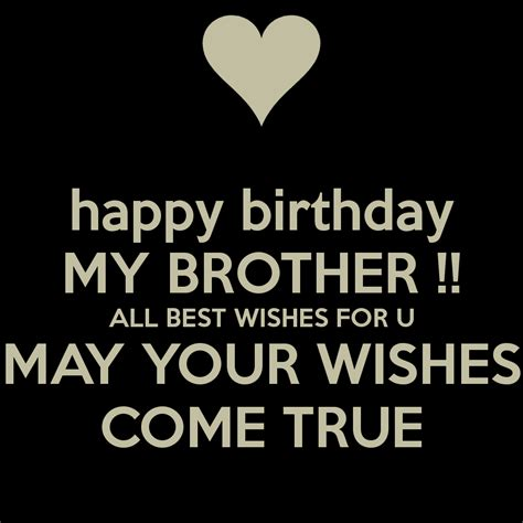 best wishes for u happy birthday my all best wishes for u may