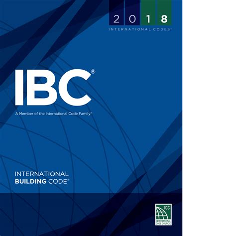 international building code 2018 international building code ibc loose leaf builder