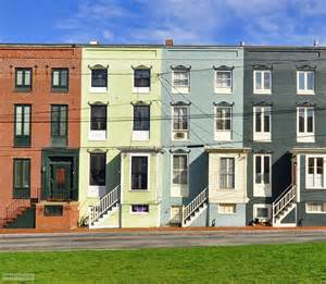 Rowhouses Corey Templeton Photography Stratton Place Row Houses