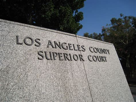 La County Superior Court Search Opinions On Los Angeles County Superior Court