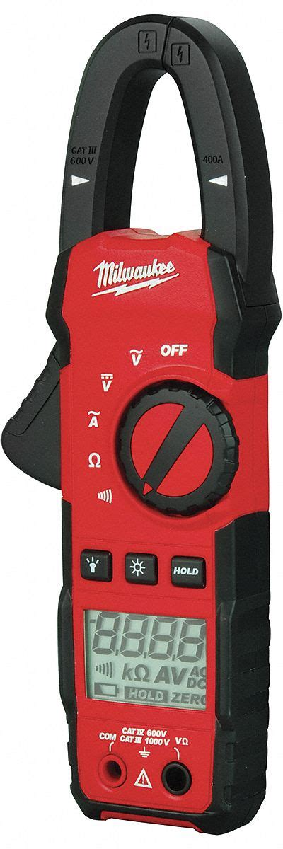 milwaukee clamp  digital clamp meter  mm jaw