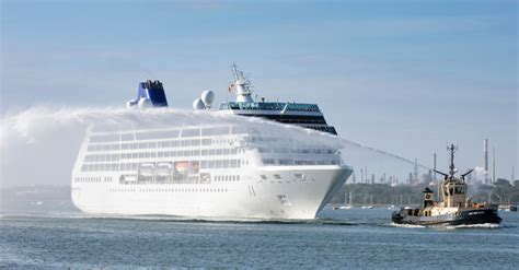 p and o adonia pictures p o cruises adonia cruise ship returns to the u k with