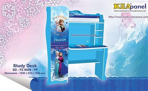 Meja Frozen Napolly jual kamar set anak frozen kea panel