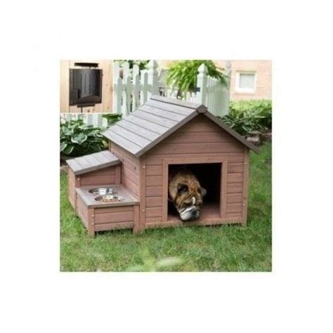 outdoor heated dog house large wooden doghouse wood dog house outdoor pet kennel toy storage f
