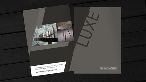 brochure designs uk luxe brochure design alan cbell freelance graphic