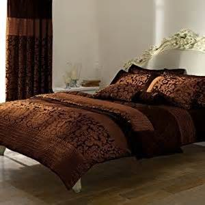 King Size Duvet Covers Uk Roma Duvet Cover Set Bronze King Size Co