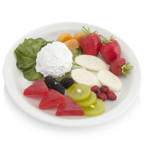 fruit and cottage cheese cottage cheese fruit plate egg cheese