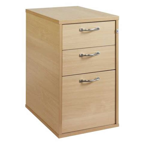 Drawer Pedestals 3 drawer desk high pedestal