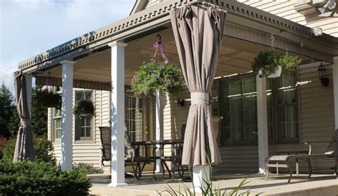 retractable awning for pergola pergola roofs the advantages of retractable awnings