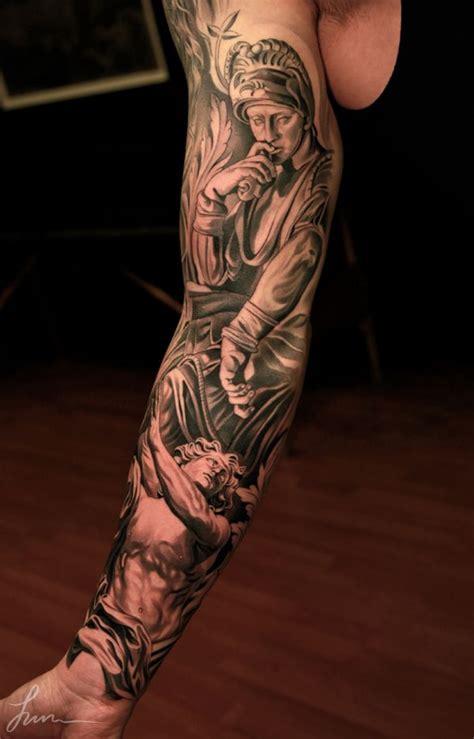 tattoo renaissance mens renaissance sleeve tattoos
