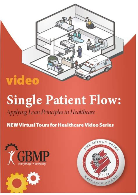 5s five challenges lean training dvd from gbmp dvdrip single patient flow applying lean principles to