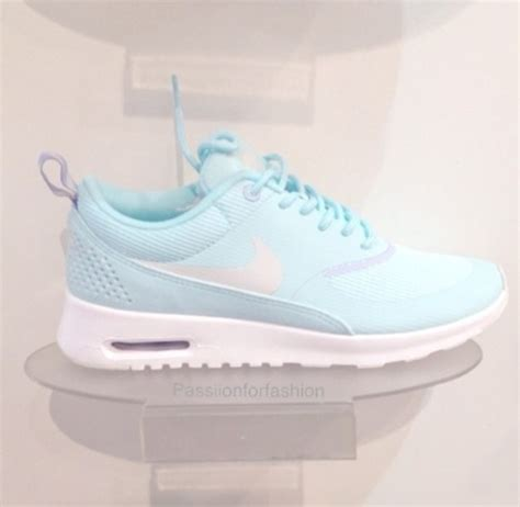 mint colored nikes nike blue sneakers