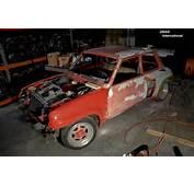 Renault R5 Turbo II Restoration  Car Build Index