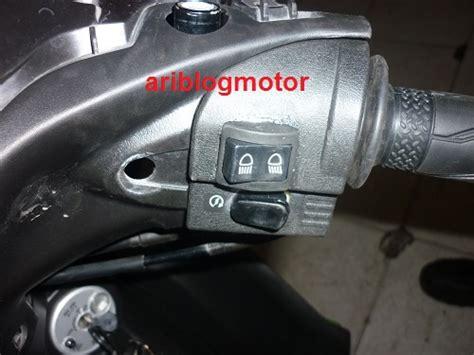 Saklar Untuk Motor tips pasang saklar lu untuk motor baru aripitstop