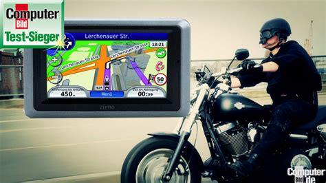 Motorrad Navigation Im Test by Garmin Zumo 660lm Motorrad Navi Im Test Computer Bild
