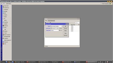 membuat vpn dari mikrotik cara membuat vpn di mikrotik tutorial pelajaran tkj
