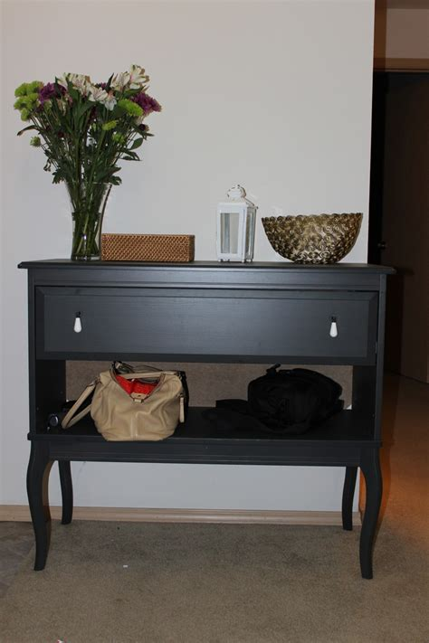 ikea entryway table entryway table ikea with exotic black and wooden materials