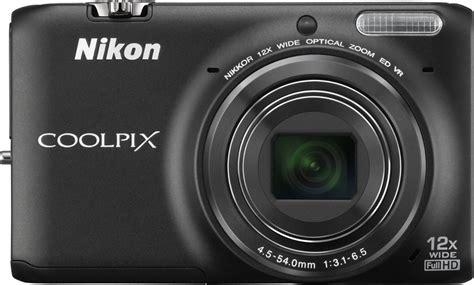 nikon point and shoot nikon coolpix point and shoot cameras