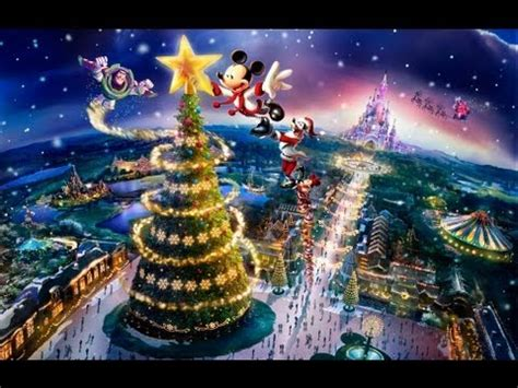 disney  christmas song merry christmas  year   hd youtube